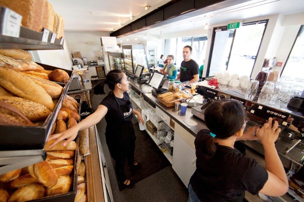 Paneton Bakery Cafe