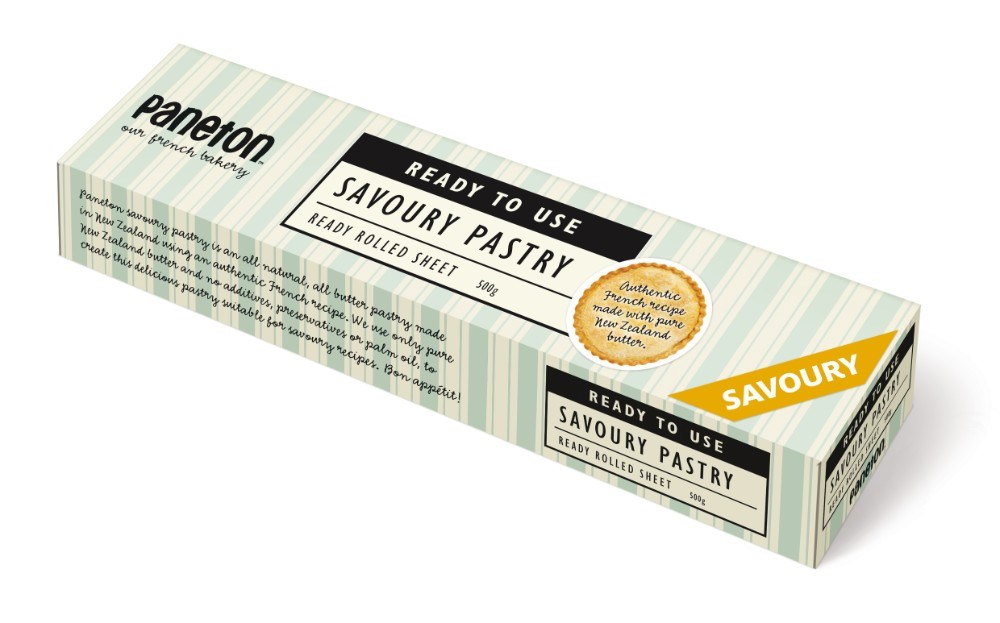 """Ready To Use"" savoury pastry 500g"