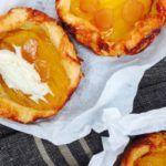 Mango and Ginger Tarte Tatin