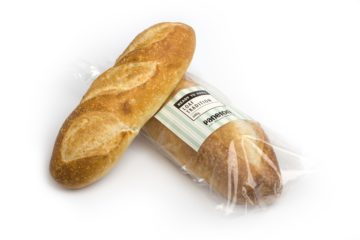 traditionelle parbaked loaf Paneton