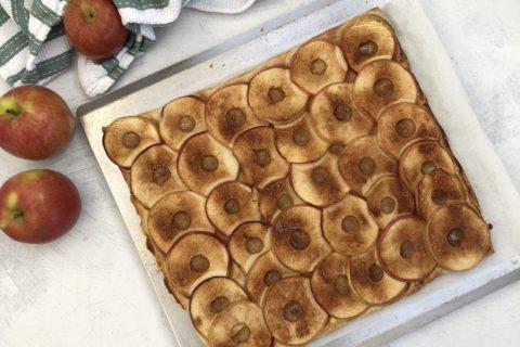 Apple and Cinnamon Galette recipe