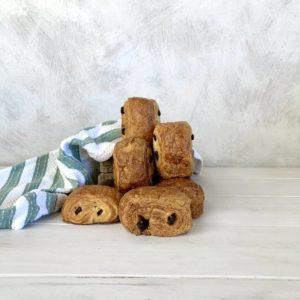 """Ready To Eat "" <br>Pain Au Chocolat<br> (pack of 6)"