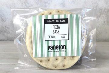 mini pizza bases
