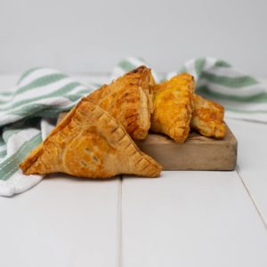 """Ready To Bake"" <br>Spinach & Feta Triangles <br>(6 grands)"