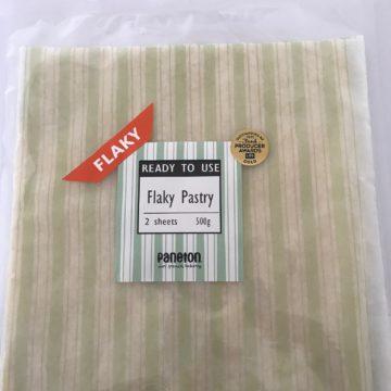 ready to use flaky pastry sheets