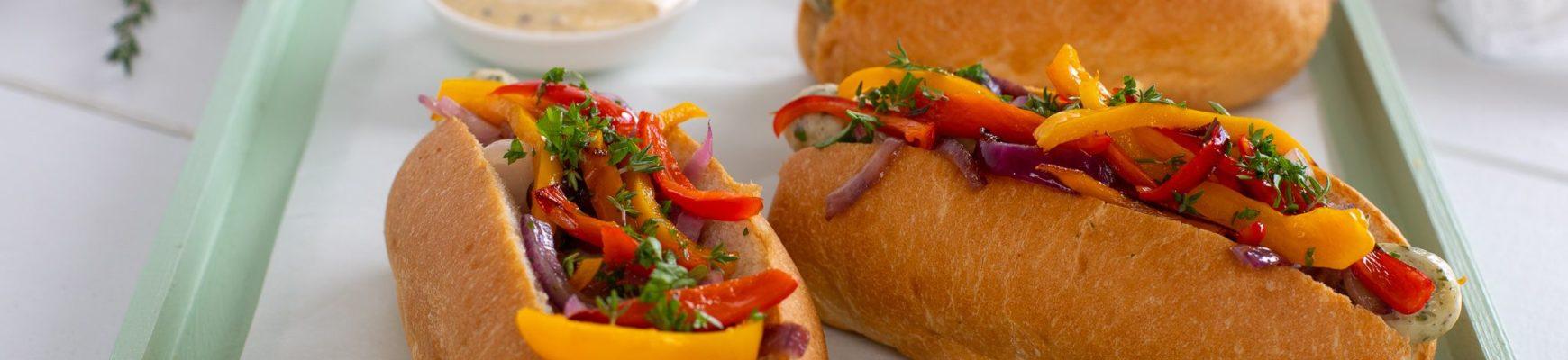 chicken hotdog
